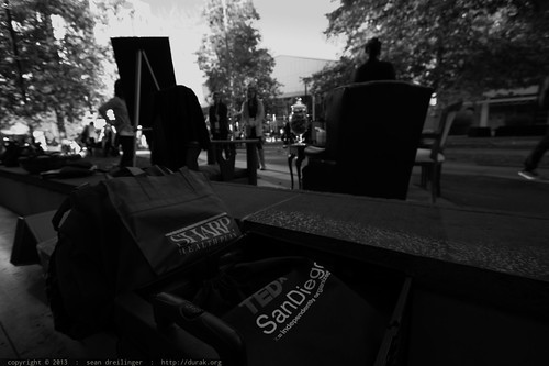 Sharp Lounge   TEDxSanDiego 2013