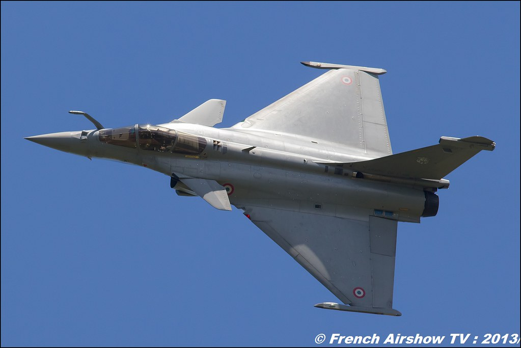 Rafale Solo Display 2013 2014, Salon BA-701, Meeting Aerien 2013