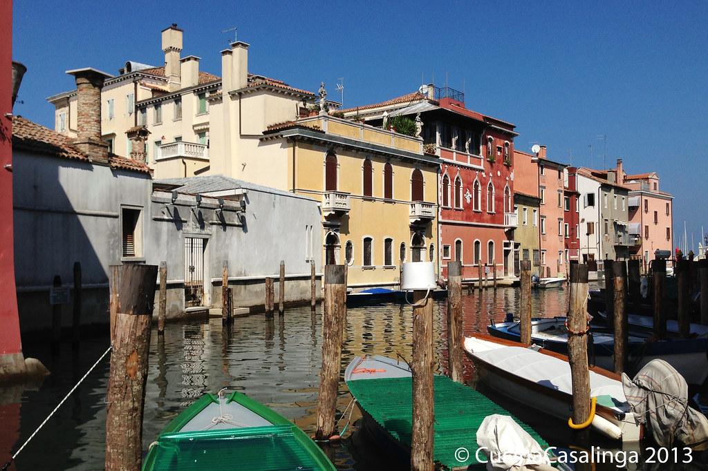 Chioggia Kanal