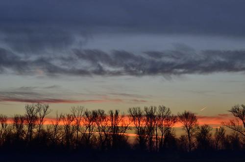 sky clouds sunrise countryside day cloudy alba farmstead vignate pianurapadana retenate