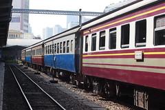 State Railway of Thailand - Bangkok  Station