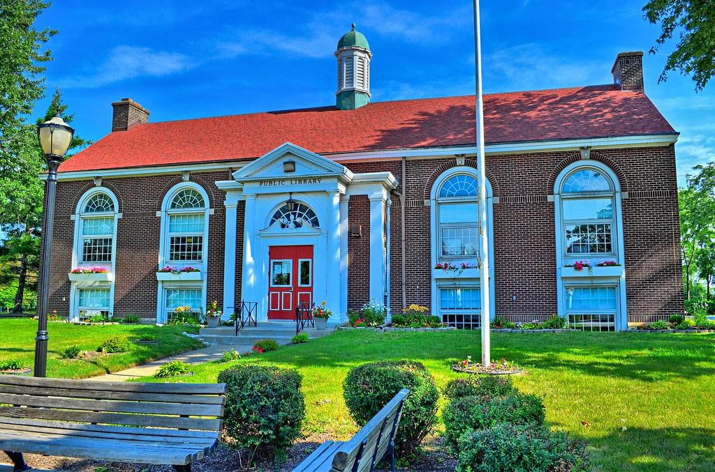 Lackawanna Public Library - Lackawanna NY