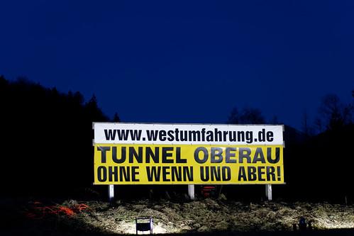 Die VEO lässt den Tunnel leuchten - Jubiläum