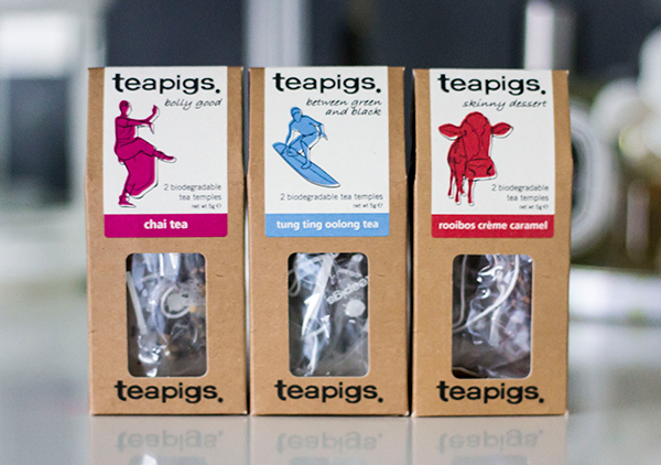 teapigs mix n match chai tea, tung ting oolong tea and rooibos crème caramel