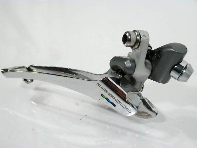Shimano 600 FD-6400 Anlötumwerfer Nr.2_01