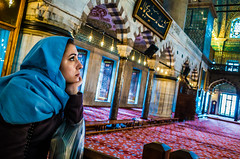 Enjoining the mosque