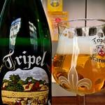 ベルギービール大好き!!トリプル・カルメリートKarmeliet Tripel@クラフトビアベース