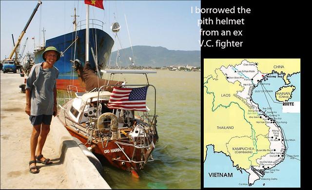 Jack van Ommen in VIETNAM