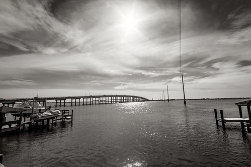 Atlantic Beach / Morehead City Bridge