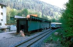 * Nagoldtalbahn  # 6  Brückenneubau Calw  New Scan