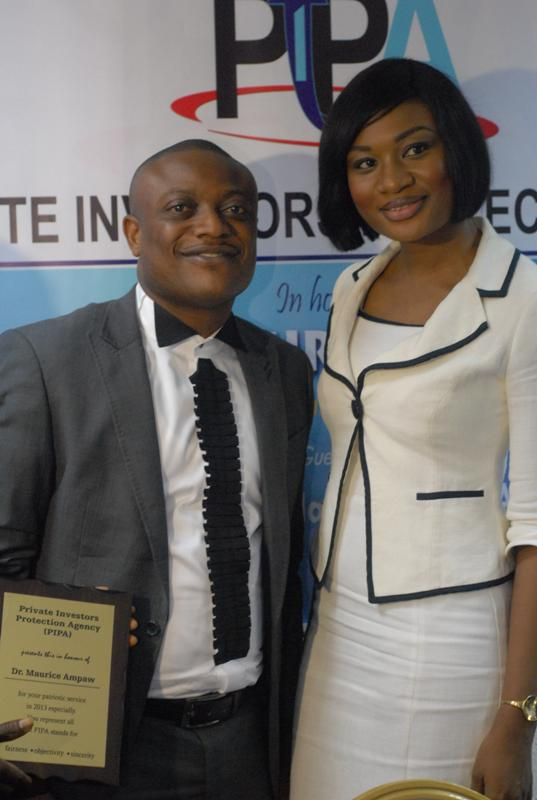 Sandra Ankobiah chosen as Coordinator for Legal Advocacy Foundation