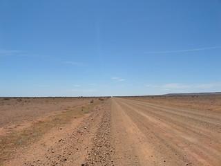 (Halb?)wüste....