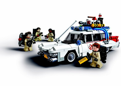 21108 LEGO CUUSOO Ghostbusters 1