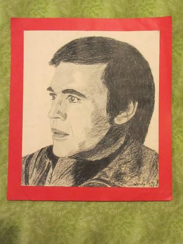 Chekov portrait