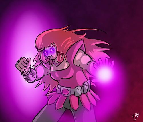 Emily Brackham Blitz Phoenix