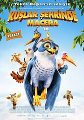 Kuşlar Şehrinde Macera - Zambezia (2014)