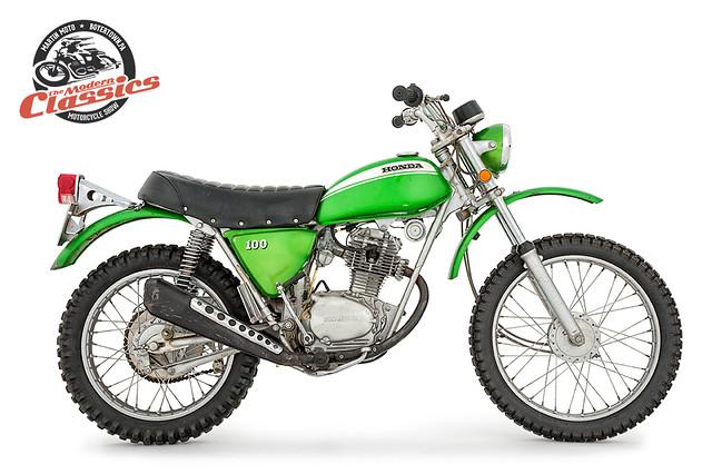 1970    Honda       sl100    forum