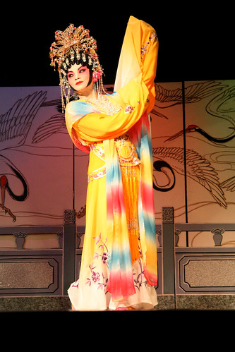 Chinese Opera Performance Photo by Sherrie Thai of ShaireProductions.com