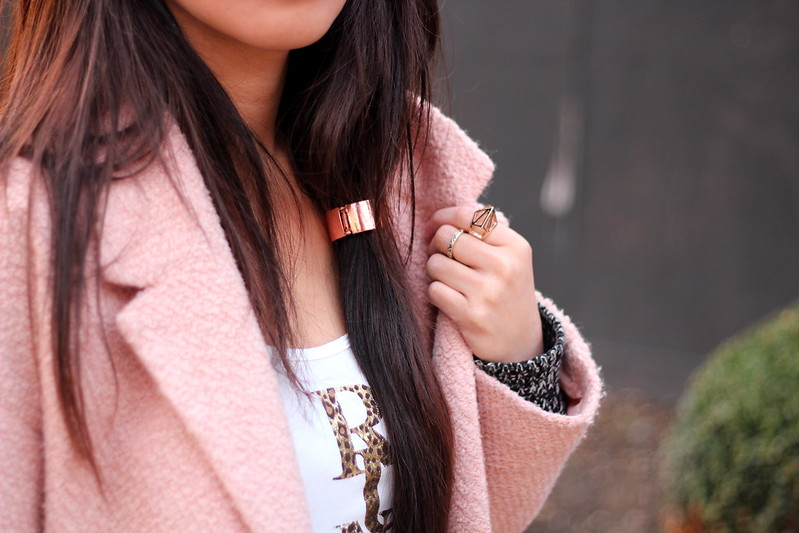 Article 21 UK Fashion & Style Blog, Primark Pink Coat, H&M rose gold hair rings, pink sunsets, nike trainers, zara rose gold box bag, zara box bag, h&M red jeans, gold rings, uk fashion blogger, top uk blogs, best uk fashion blogs, british fashion blogs, uk chinese blogger, manchester fashion blogger
