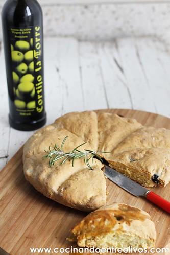Pan damper australiano www.cocinandoentreolivos.com