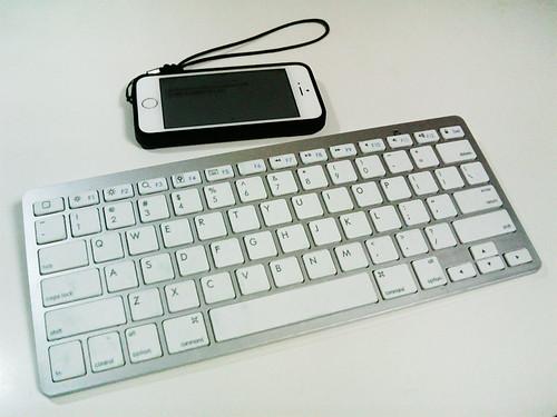 外付けキーボード