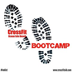 Would you rather be covered in sweat at the gym or clothes at the beach? #cfoibbootcamp coming this summer @crossfitoib #enlist