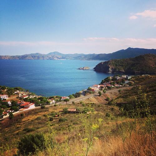 Route, vers Cadaqués
