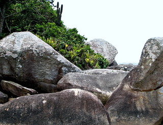 Papagaio Island (Ilha do Papagaio), Santa Catarina, Brazi