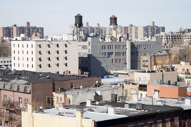 Empty Rooftops