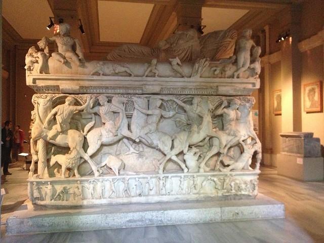 115 -  İstanbul Arkeoloji Müzesi