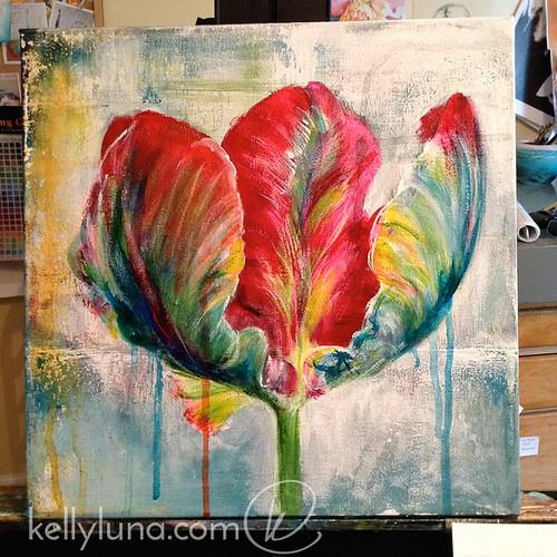 tulip painting2