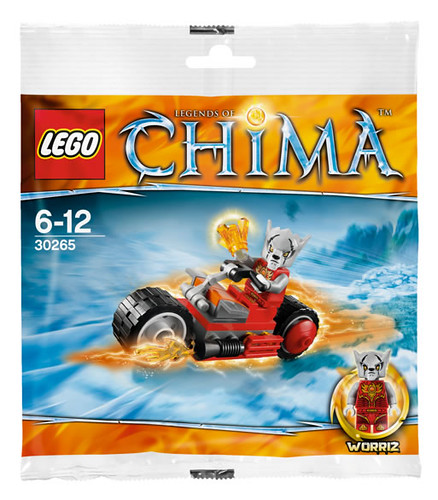 LEGO Legends of Chima 30265 Bag