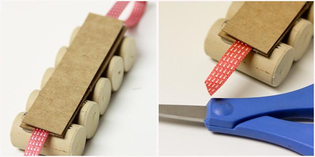 Mini Corkboard Instructions