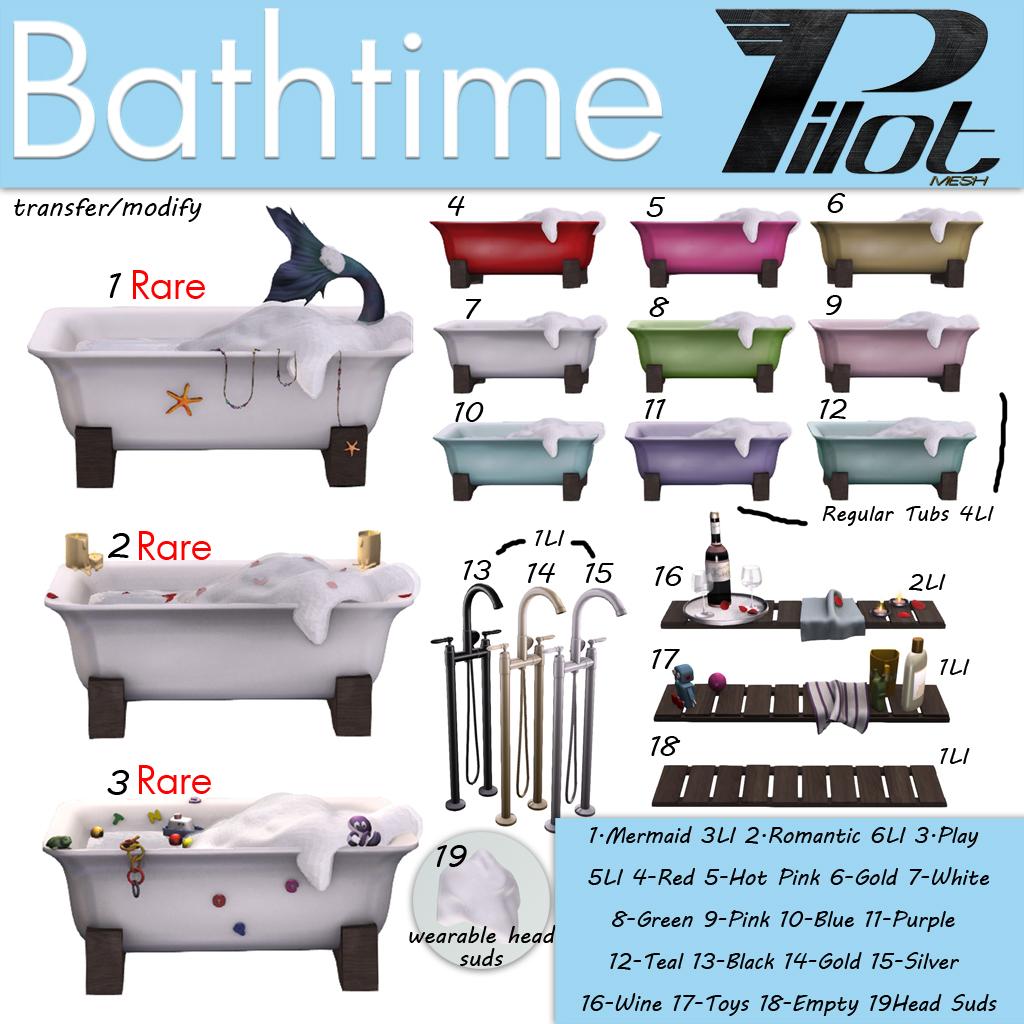 PILOT - Bathtime - Arcade June 2014