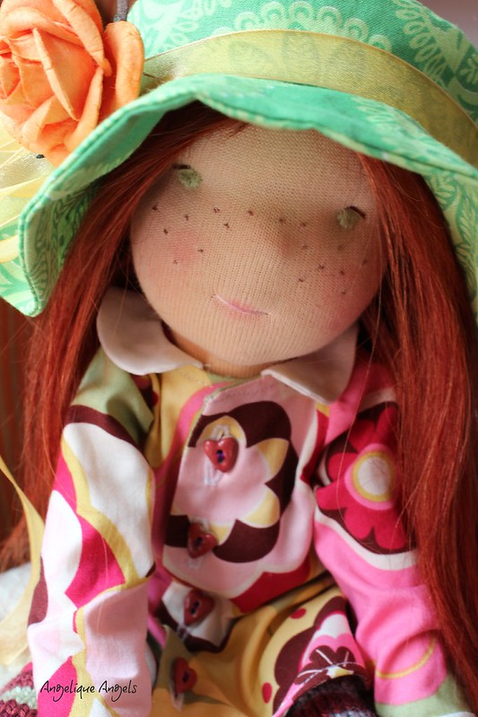 Pippi Primrose by Angelique Angels