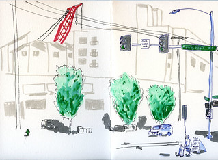 5-28-14 65th and Roosevelt, Seattle