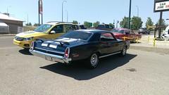 1969 Mercury Comet Sports Coupe rear