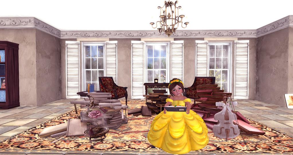 * Belle*