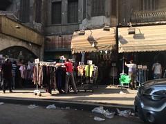 26 July street market