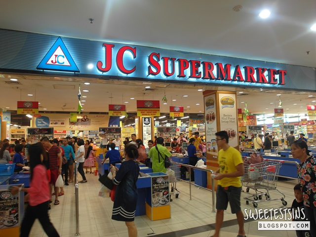 jc supermarket batam city square mall