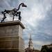fourth plinth, gift horse. by *Sabine*