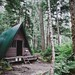 Elsay Lake Cabin by ben giesbrecht