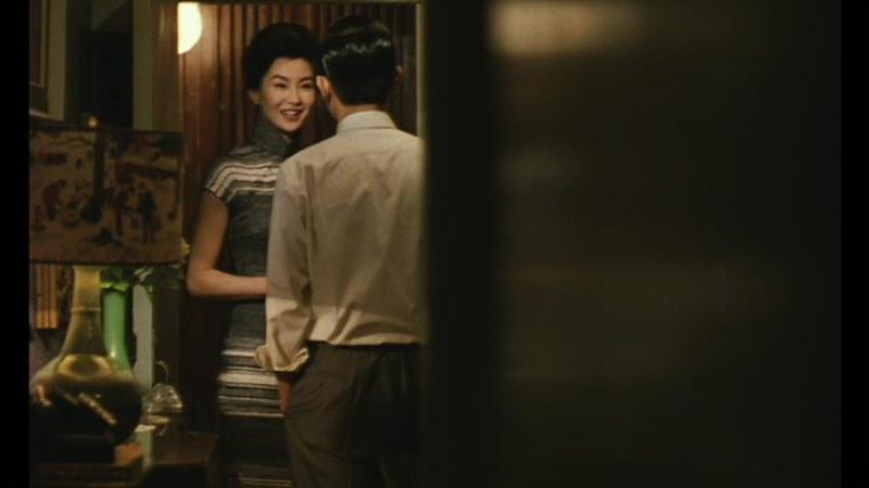 ウォン・カーウァイ監督『花様年華』