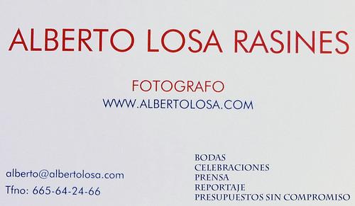 tarjeta alberto losa 3