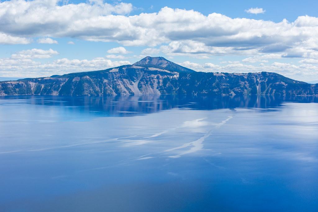 Oregon. Crater Lake