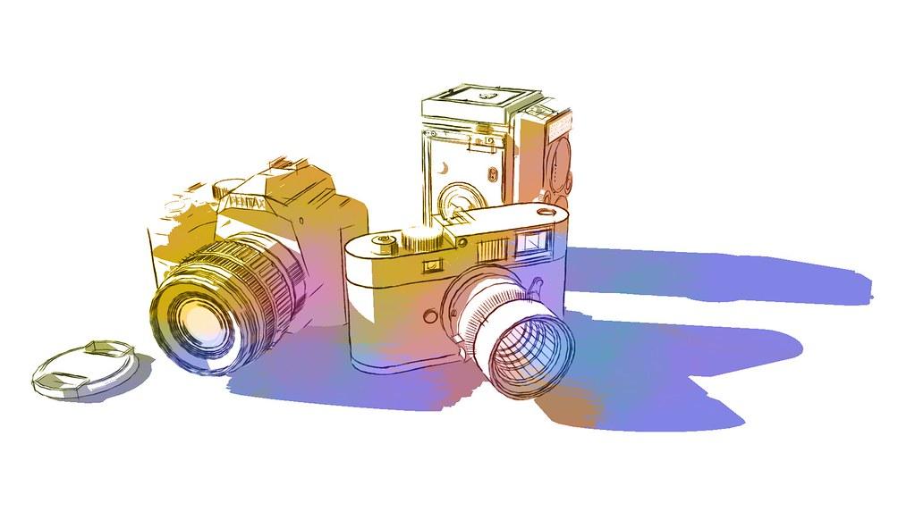 Cameras_SketchUp_Style