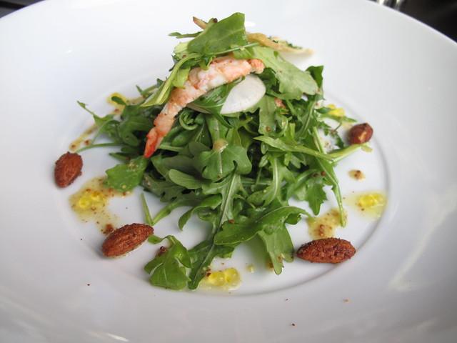 Spot Prawn Salad 2