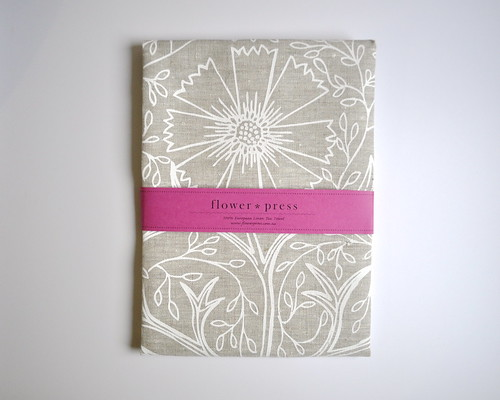 filigree tea towel