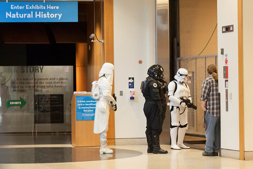 Star Wars: Where Science Meets Imagination/Indiana State Museum