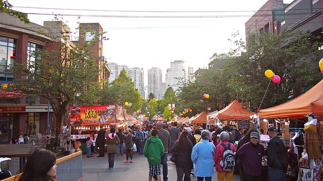 2013 Vancouver Chinatown Night Market